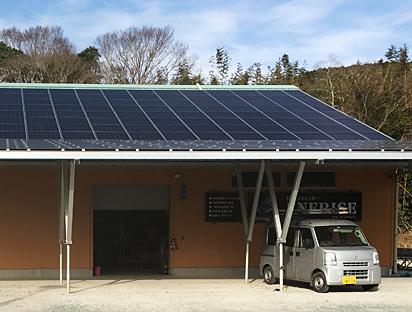 太陽光発電システム搭載カーポートcarportM