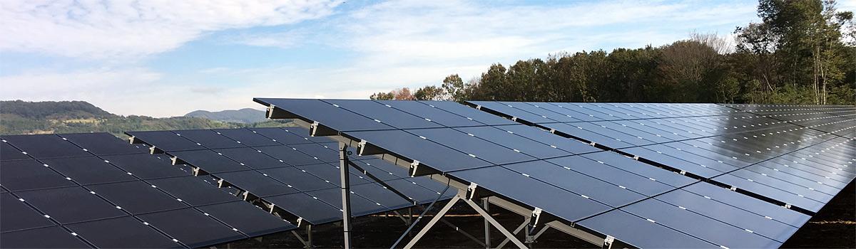 太陽光発電投資案件